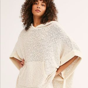 Free People Easy Breezy Poncho